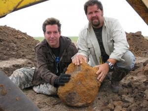meteorite men