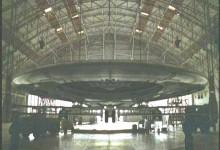 alien spaceship area 51