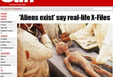 Aliens exist!