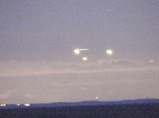 UFO Sighting Stratford