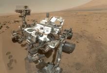 mars rover curiosity