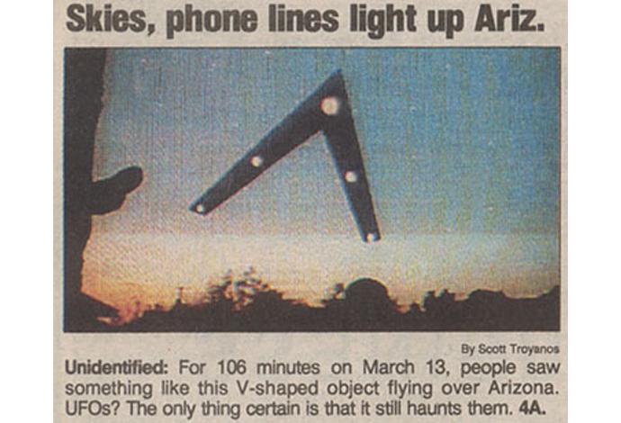 ufo arizona 1997